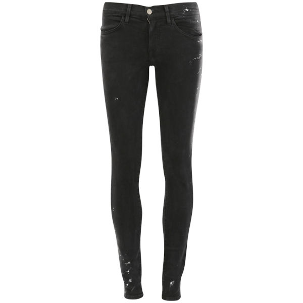 Wildfox Women's Marianne Mid Rise Skinny Jeans - Ambition