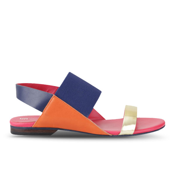 United Nude Women's Sensi Lo Sandals - Sunset Mix
