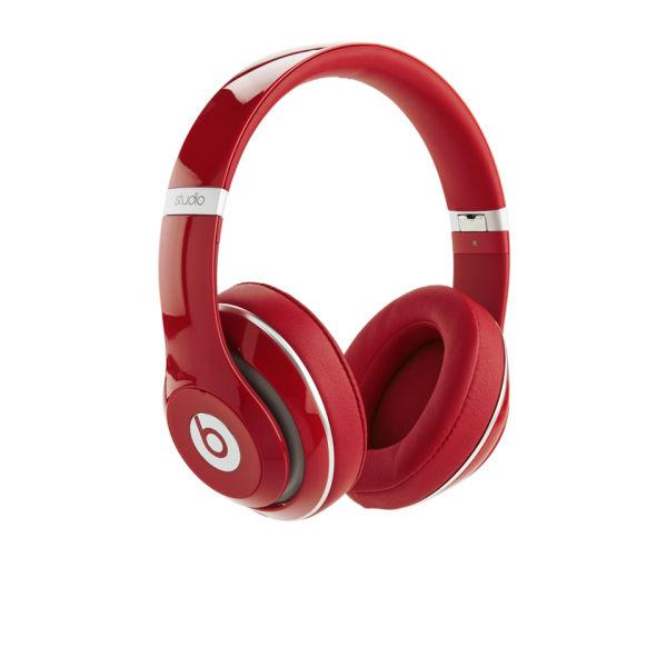 Beats earphones noise cancelling - noise cancelling headphones red