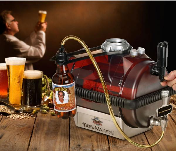 PicoBrew created the world's first automatic all-grain homebrewing appliance. Choose from over recipes or create your own, all at the touch of a button.