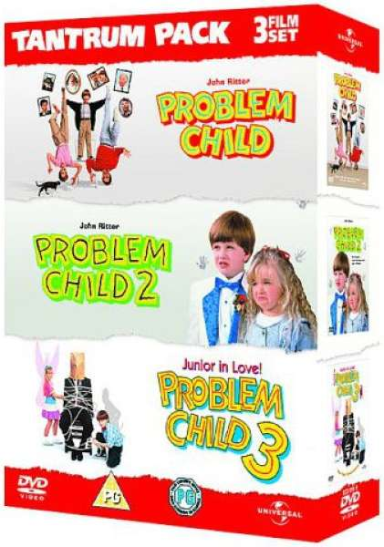 Problem Child/Problem Child 2/Problem Child 3 DVD | Zavvi.com