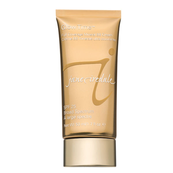 jane iredale Glow Time Full Coverage Mineral Bb Cream Various Shades 50ml