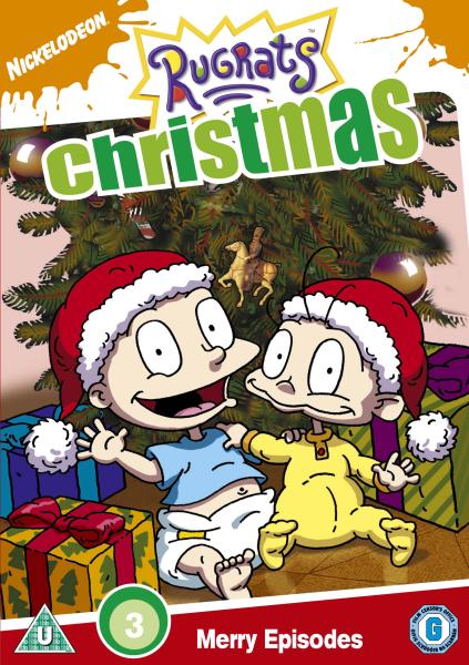 Rugrats - Christmas DVD   Zavvi.com