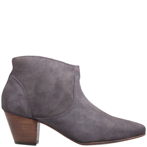 Original Details About Blowfish Hanuku Womens Ankle Boots Grey