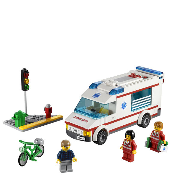 Very nice lego set easily built and for its price has some exellent