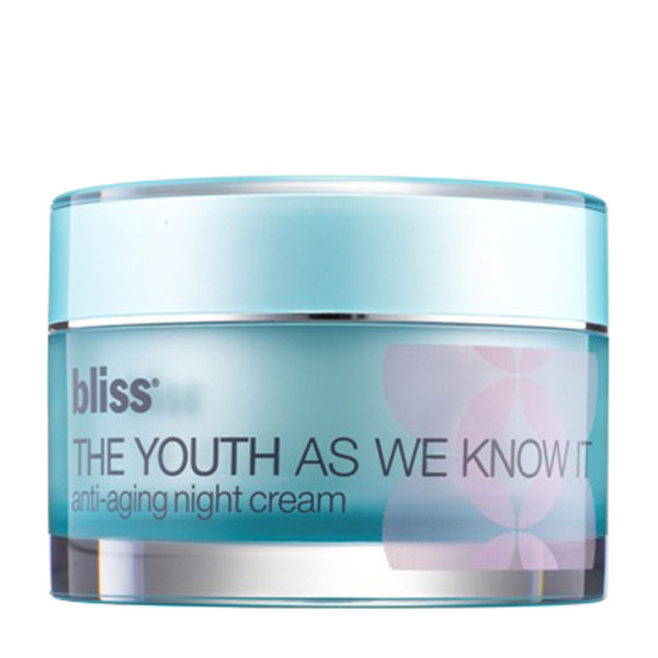 bliss The Youth As We Know It Anti-Aging Night Cream (50ml)