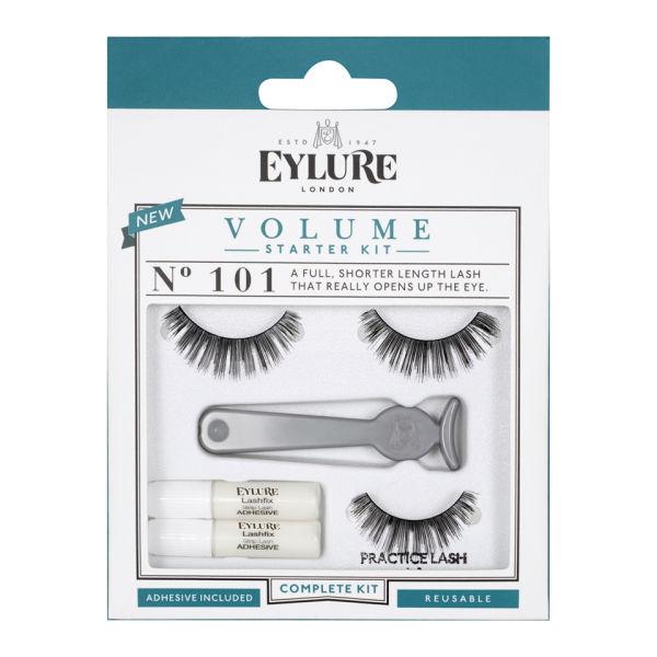 Eylure Lashes Starter Kit No. 101 (Volumen)