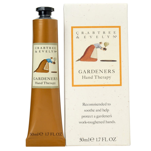 Crabtree Evelyn Gardeners Hand Therapy 50ml Free