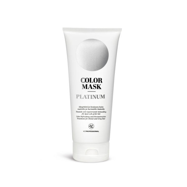 KC Professional Color Mask -  Platinum (200ml)