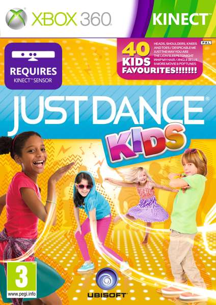 Back to previous page Home Just Dance: Kids