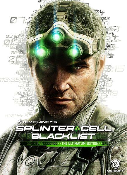 Splinter Cell: Blacklist - The Ultimatum Edition Xbox 360 ...