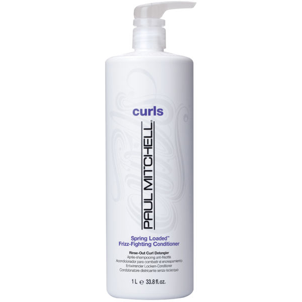 Paul Mitchell Spring Loaded Frizz Fighting Curl Condtioner (1000ml)