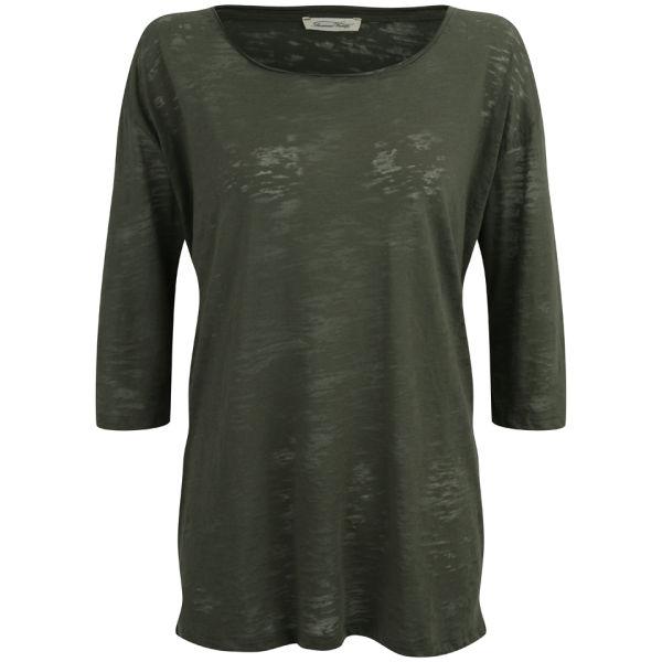 American Vintage Women's Moose Jam T-Shirt - Khaki
