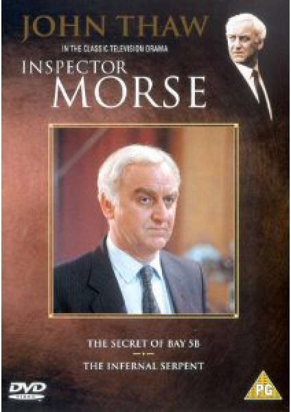 Inspector morse the secret of annexe 3