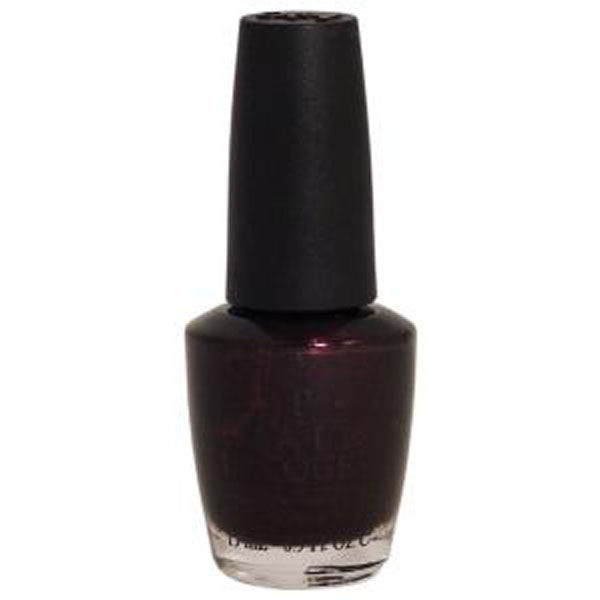 OPI Midnight In Moscow Nail Lacquer (15ml)