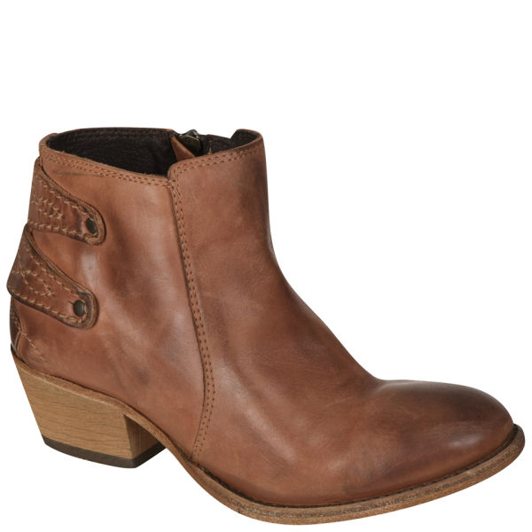 H Shoes by Hudson Women's Rosse Ankle Boots - Tan