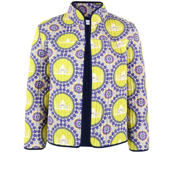 Charlotte Taylor Women's Taj Print Bomber Jacket - Multi