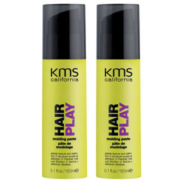 Duo pâtes modelantes KMS California HairPlay