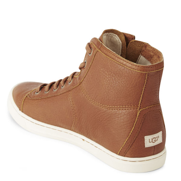bc97fd4e73f Ladies Ugg High Top Trainers