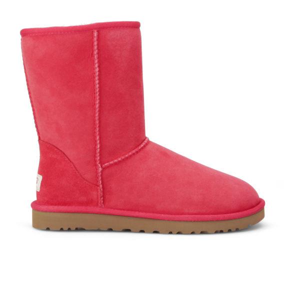 UGG Women's Classic Short Boots - Hibiscus