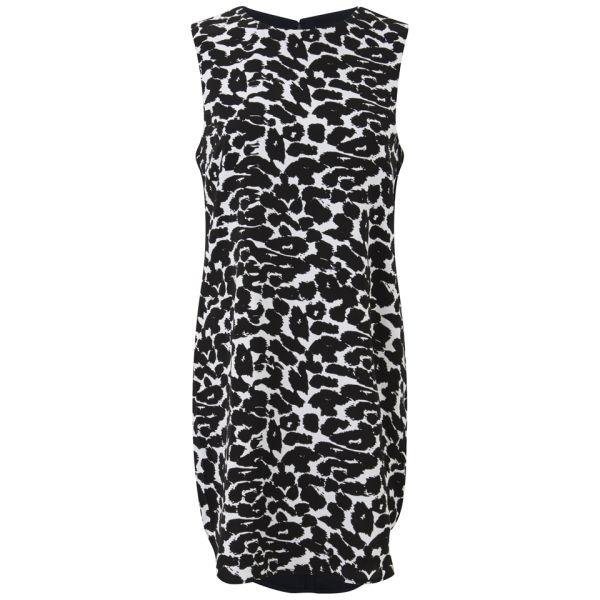 Finders Keepers Women's Simple Life Dress - Leopard