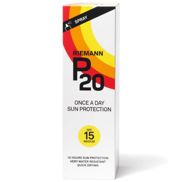 Crème solaire Riemann P20 (100ml) SPF15