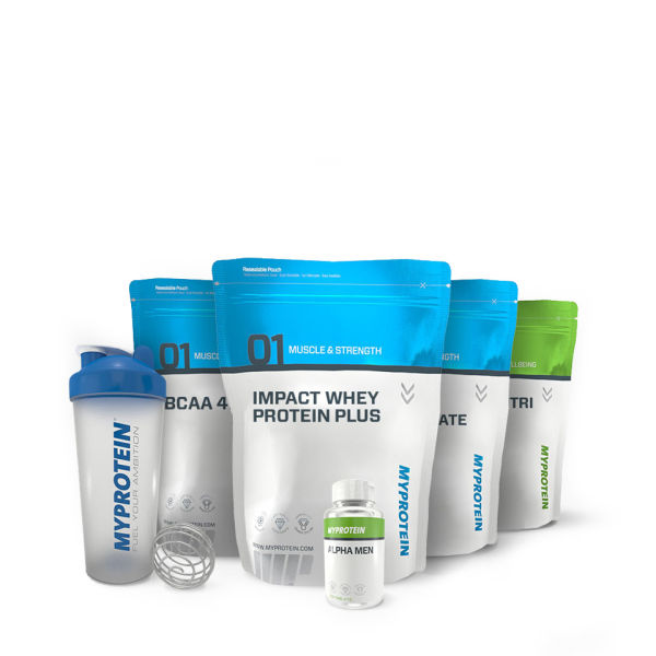 Protein Card Bundle MyProtein por 99.99€
