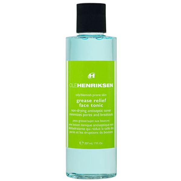 Ole Henriksen Grease Relief Face Tonic (Oily/Acne Prone) 207ml