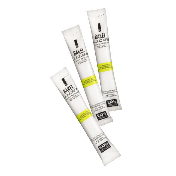 BAKEL Suncare Healthy Tan Secret Anti-Ageing Tan Accelerator (15x10ml)
