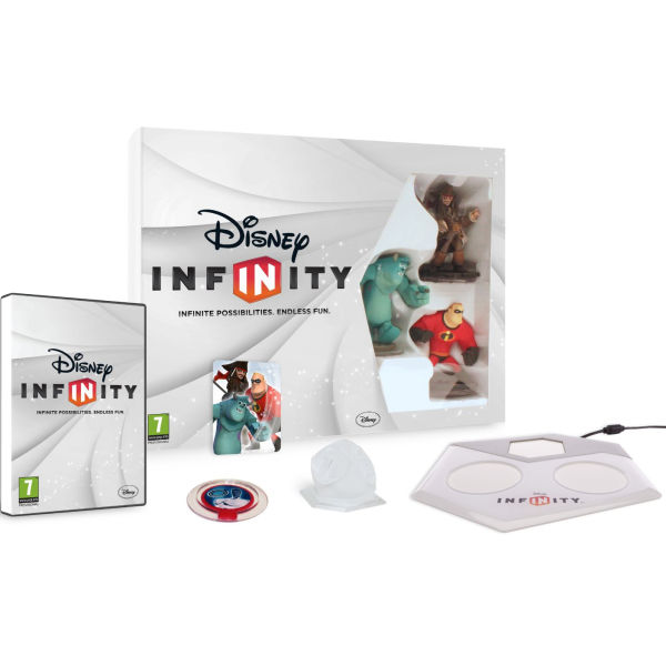Disney Infinity Starter Pack Wii U Wii U Zavvi Es