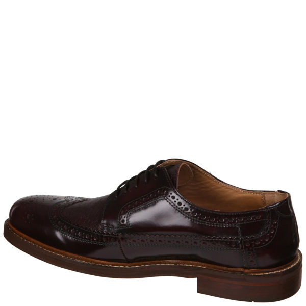 H Shoes by Hudson Men's Callaghan Shoes - Bordo - FREE UK ...
