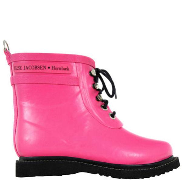 Ilse Jacobsen Women's Rub 2 Boots - Pink