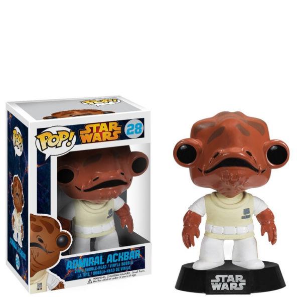 Star Wars - Admiral Ackbar - Pop! Vinyl Figure