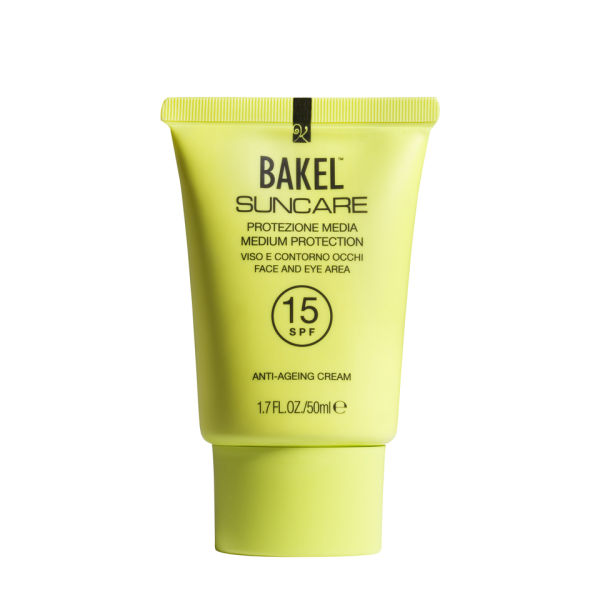 BAKEL Suncare Medium Protection Face and Eye Area SPF15 (50 ml)