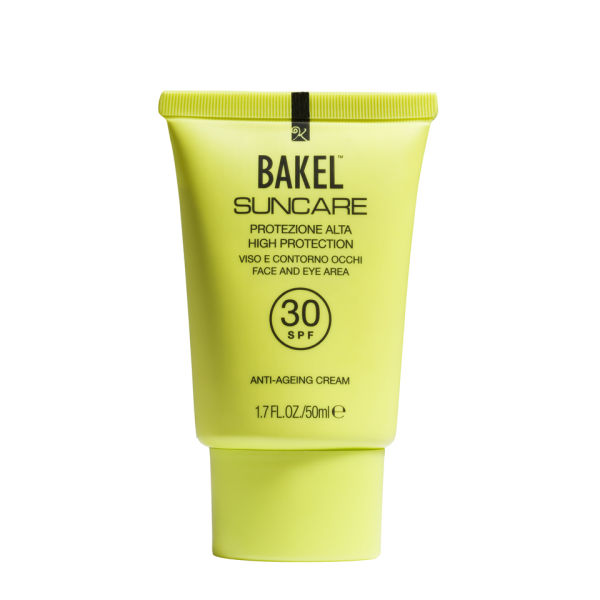 BAKEL Suncare High Protection Face and Eye Area SPF30 (50 ml)
