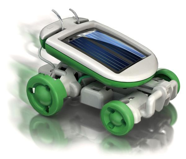 6 In 1 Solar Robot Kit Iwoot