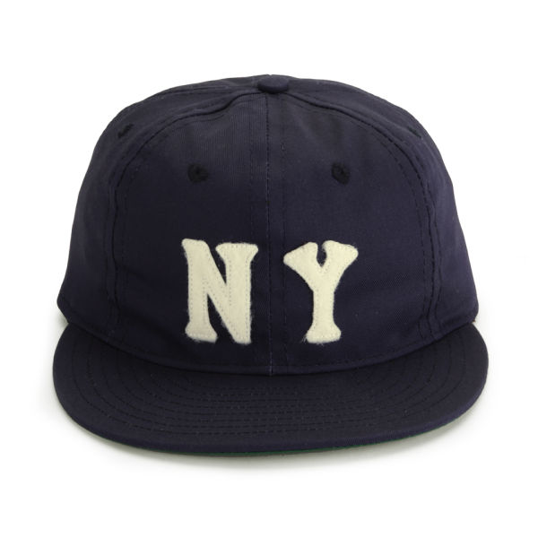 Ebbets Field Flannels New York Yankees NY Cap - Navy