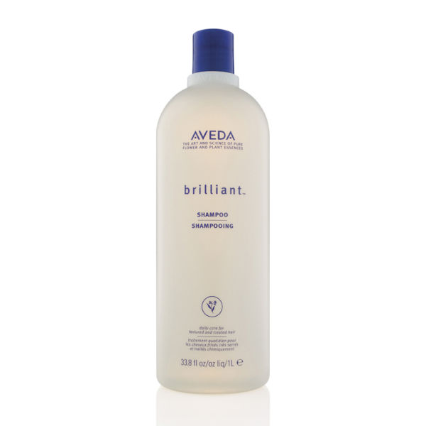 Aveda Brilliant Shampoo (1000 ml)