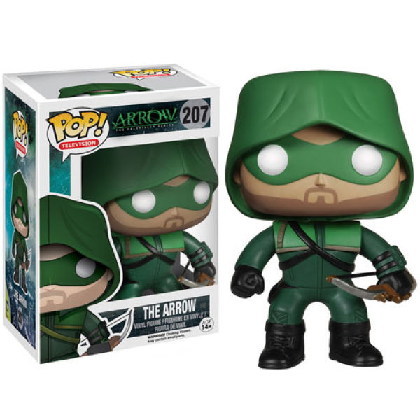 DC Comics Arrow The Arrow Pop! Vinyl Figure