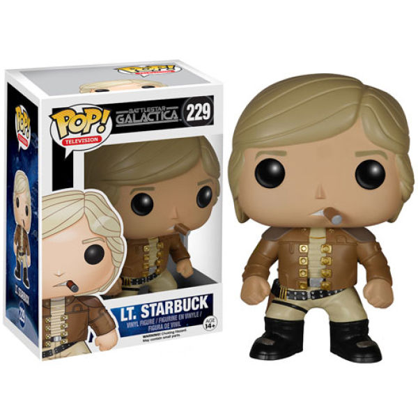 Battlestar Galactica Classic Lt. Starbuck Pop! Vinyl Figure