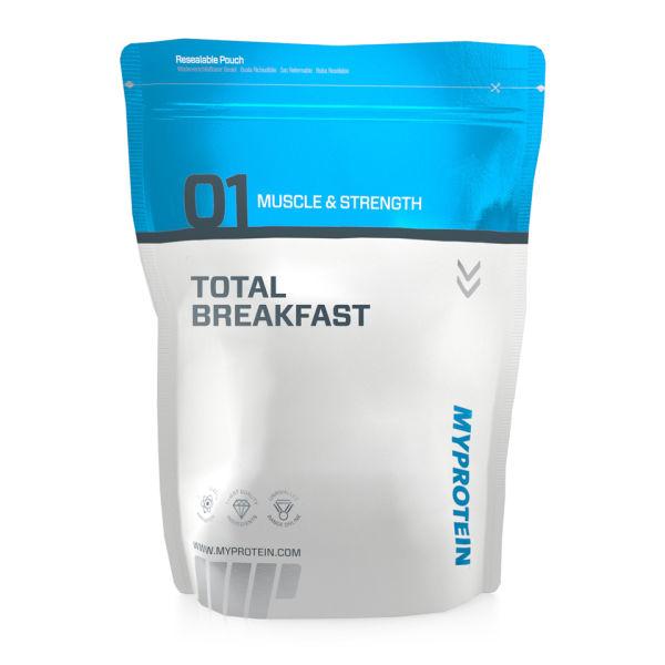 Total Breakfast, Vainilla, Bolsa, 2.1 kg Oferta en MyProtein