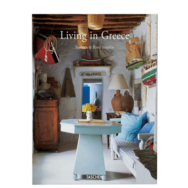 Taschen Living in Greece