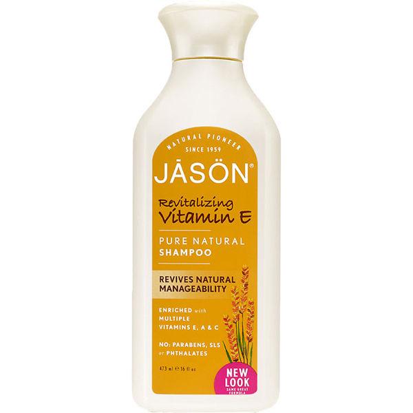 Shampoo JASON revitalisantà base de Vitamine E (480ml)