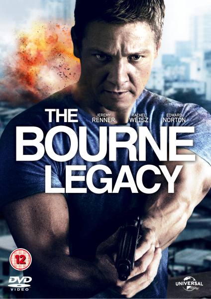 The Bourne Legacy (Includes Digital and Ultraviolet Copies) DVD ...