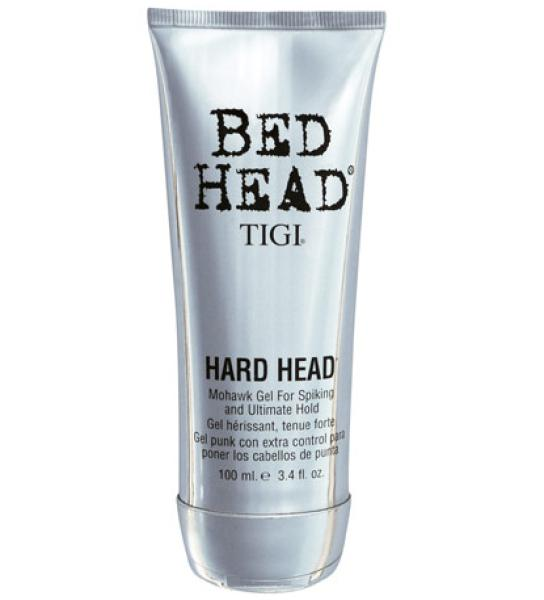 Gomina deconstructora fijación fuerte Tigi Bed Head Hard Head Mohawk Gel 100ml