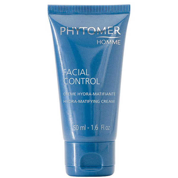 Phytomer Homme Facial Control Hydra-Matifying Cream (50ml)