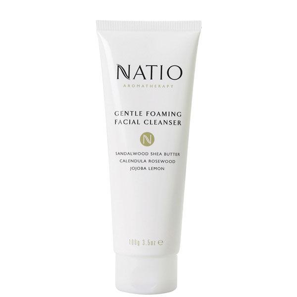 Natio Gentle Foaming Facial Cleanser (sanfte, schäumende Reinigung) 100gr