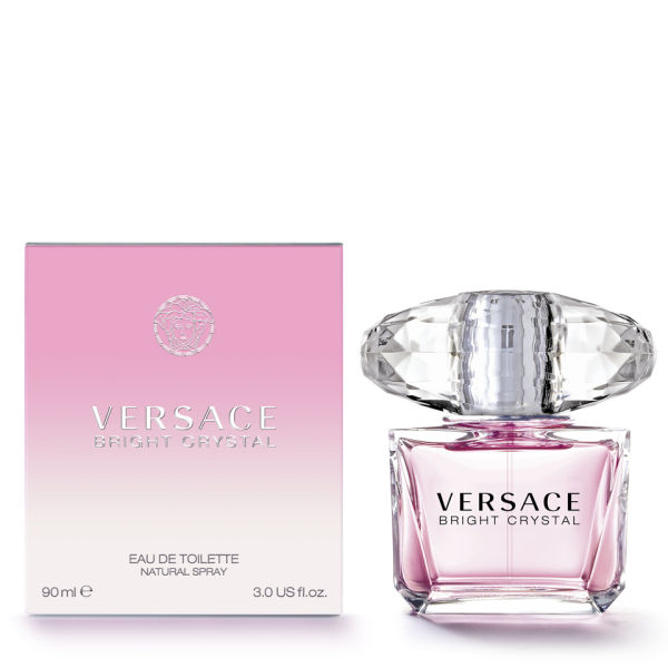 Versace Bright Crystal Eau de Toilette de 90 ml
