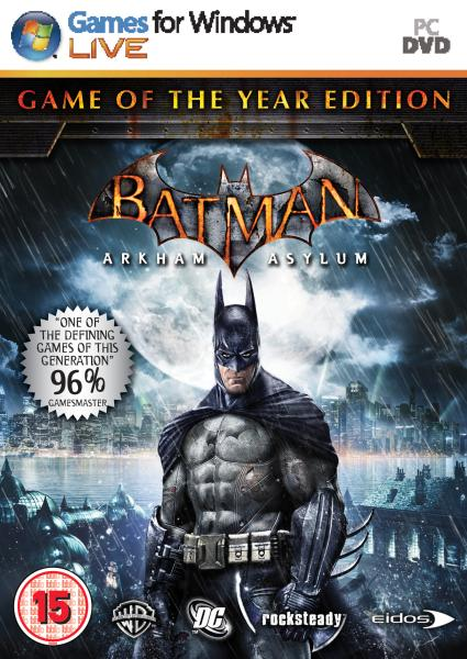 Batman: Arkham City Game of the Year Edition Torrent ...
