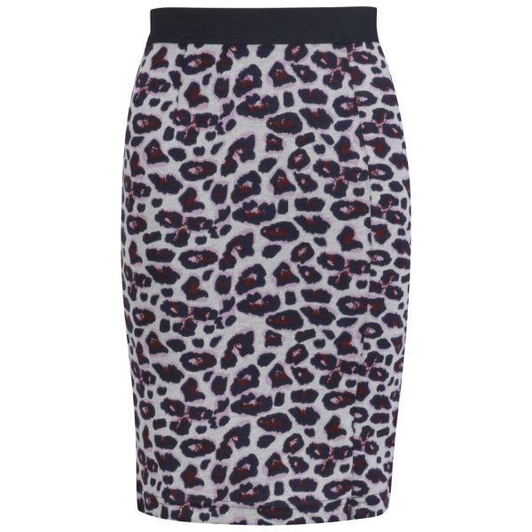 Baum und Pferdgarten Womens Ede Skirt - Rosa Leopard